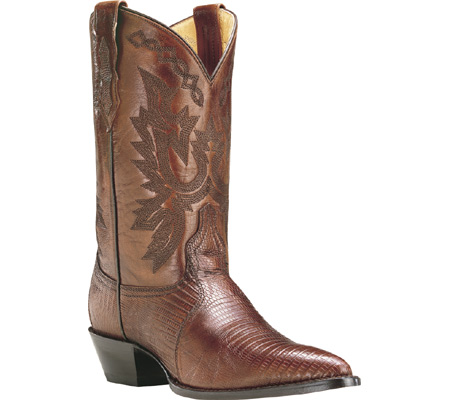 Women's Dan Post Boots Genuine Teju Lizard DP3451J