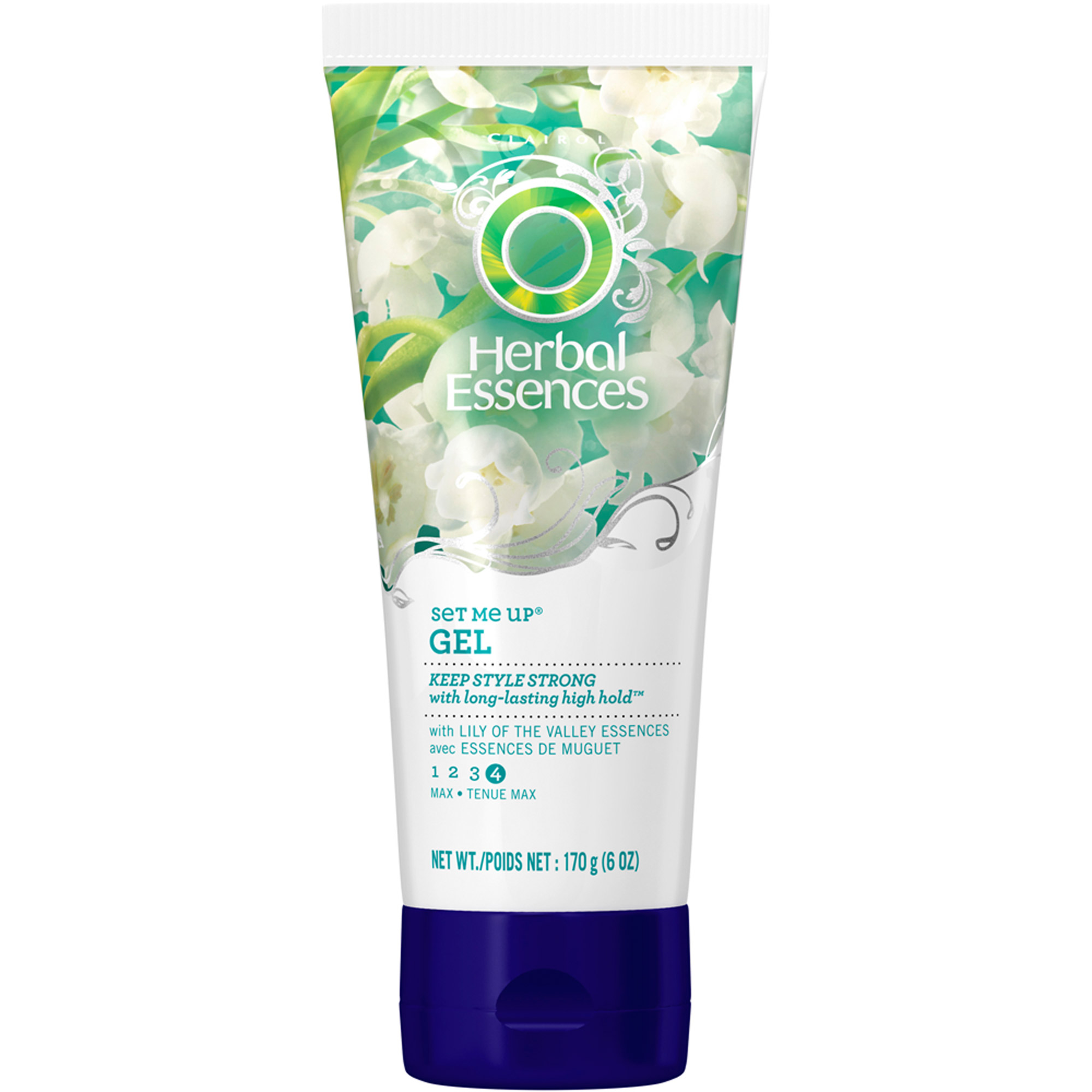 Herbal Essences Set Me Up Max Hold Hair Gel 6 Oz