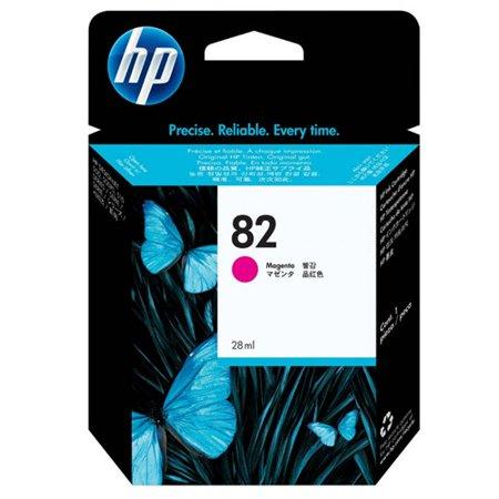 HP 82 28-ml Magenta DesignJet Ink Cartridge (Single Pack) Ink Cartridge