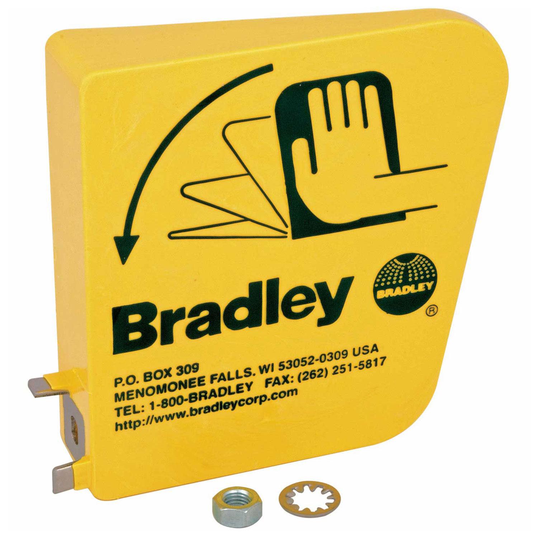 Bradley Plastic Eyewash Handle Prepack, S45-123, Lot of 1