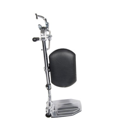Drive Medical Elevating Legrests for Bariatric Sentra Wheelchairs, 1 Pair