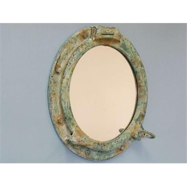 Hand Craft Model Shipwrecked Porthole - 20 - W RMS Titani...