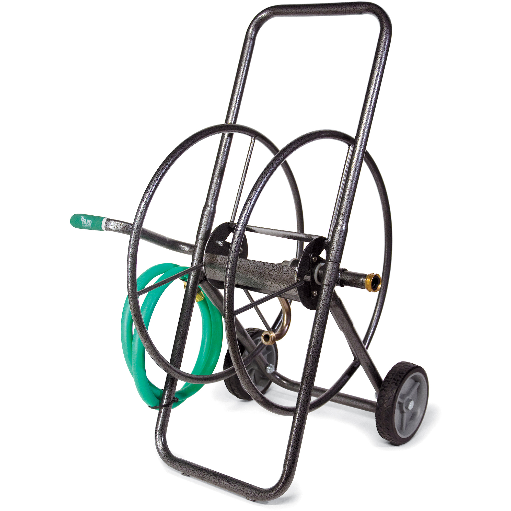 yard butler hose reel yard butler high capacity hose reel cart walmart 1682