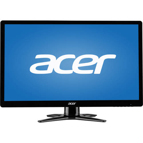 "Acer 21.5"" LCD Widescreen Monitor (G226HQLBBD Black), Manufacturer Refurbished"