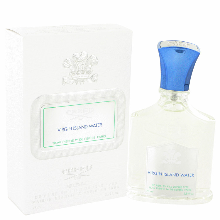 Virgin Island Water by Creed Millesime Spray (Unisex) 2.5...