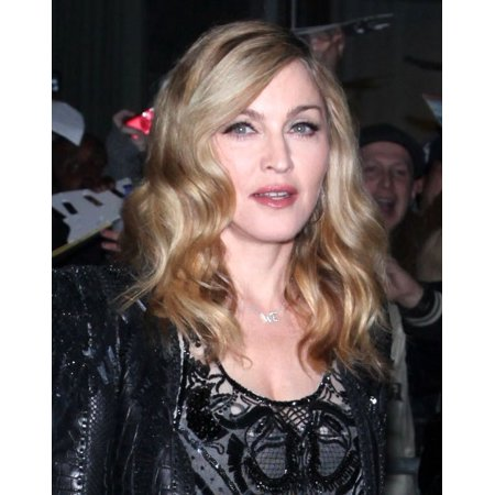 Madonna-At-Arrivals-For-Cinema-Society-And-Piaget-Screening-Of-WE-Canvas-Art-16-x-20-