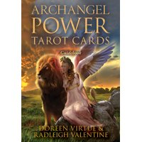 Archangel Power Tarot Cards: A 78-Card Deck and Guidebook (Other)