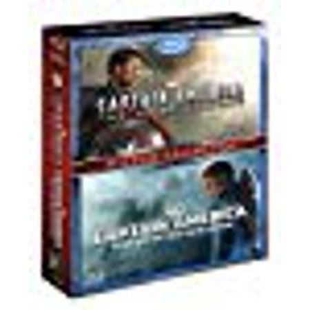 Captain America: 2-Movie Collection (The First Avenger / The Winter Soldier)