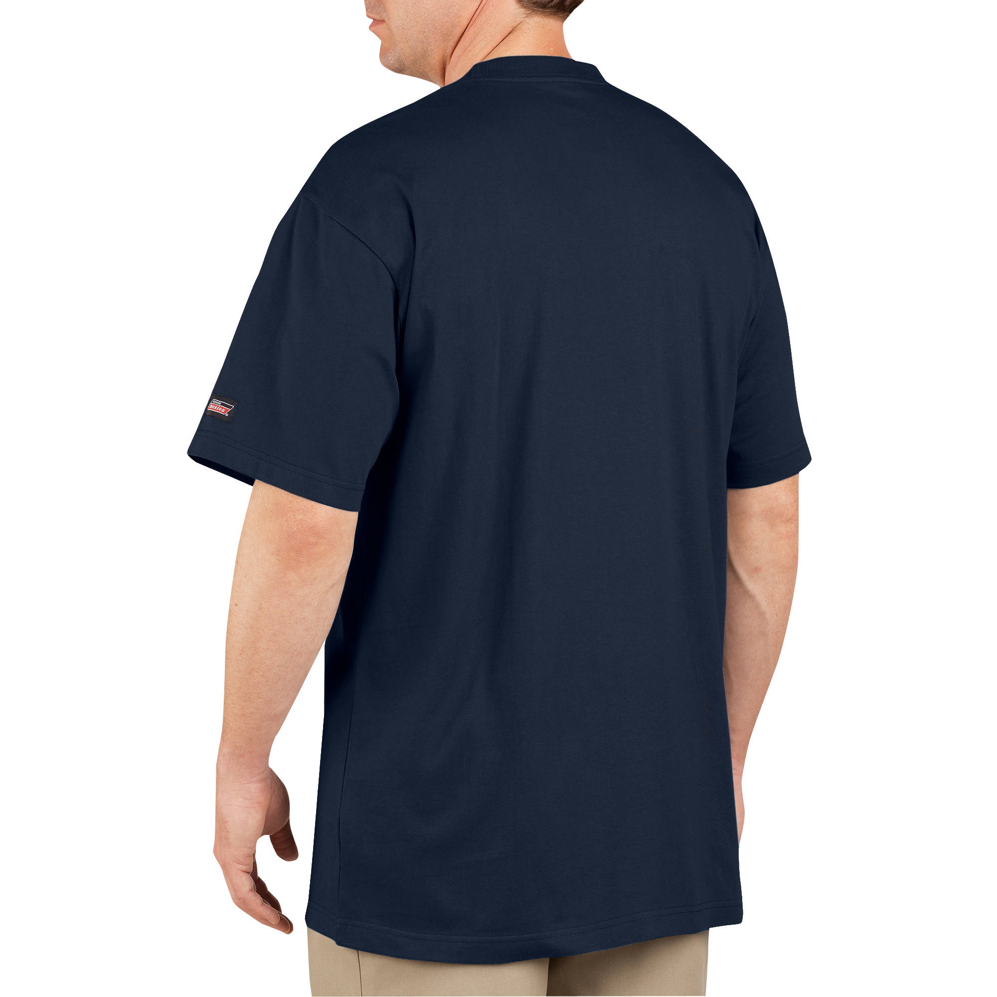 Design t shirt with pocket - Genuine Dickies 407 Heavy Weight Short Sleeve Pocket Tees 2 Pack Walmart Com