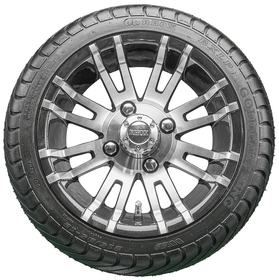 447057e68d2 Golf Cart Wheels and Tires - 12
