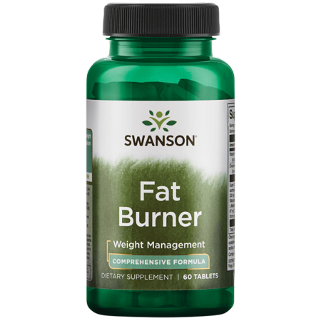 Swanson Fat Burner 60 Tabs
