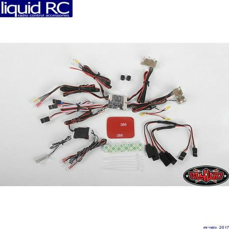RC 4WD VVV-S0214 Multi-Function Lighting System for Desert Runner w/Hero Hard (Best Lighting Control System)