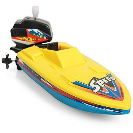 TODDLER TOYS Wind Up Toy Boat - image 1 of 1