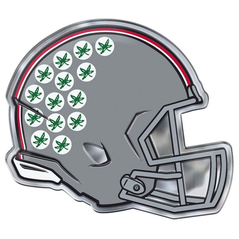 NCAA Ohio State Helmet Emblem