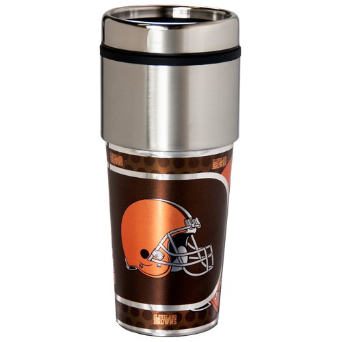 NFL Cleveland Browns Stainless Steel Tumbler