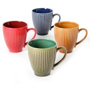 Mr. Coffee Baressa 17 oz Mugs, Set of 4