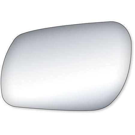 99163 - Fit System Driver Side Mirror Glass, Mazda 3 04-09, Mazda 6 06-08 - Mazda Side Mirror