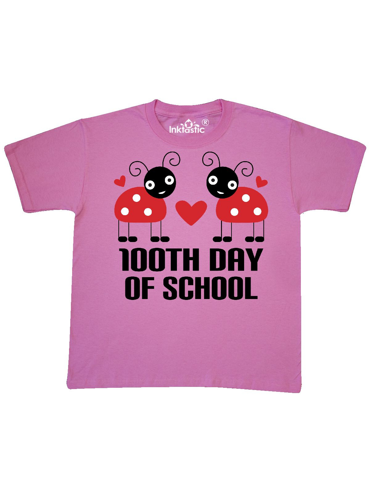 100th Day Of School 100 Days Youth T-Shirt