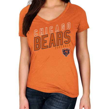 0b77b698e NFL Chicago Bears Plus Size Women s Basic Tee - Walmart.com