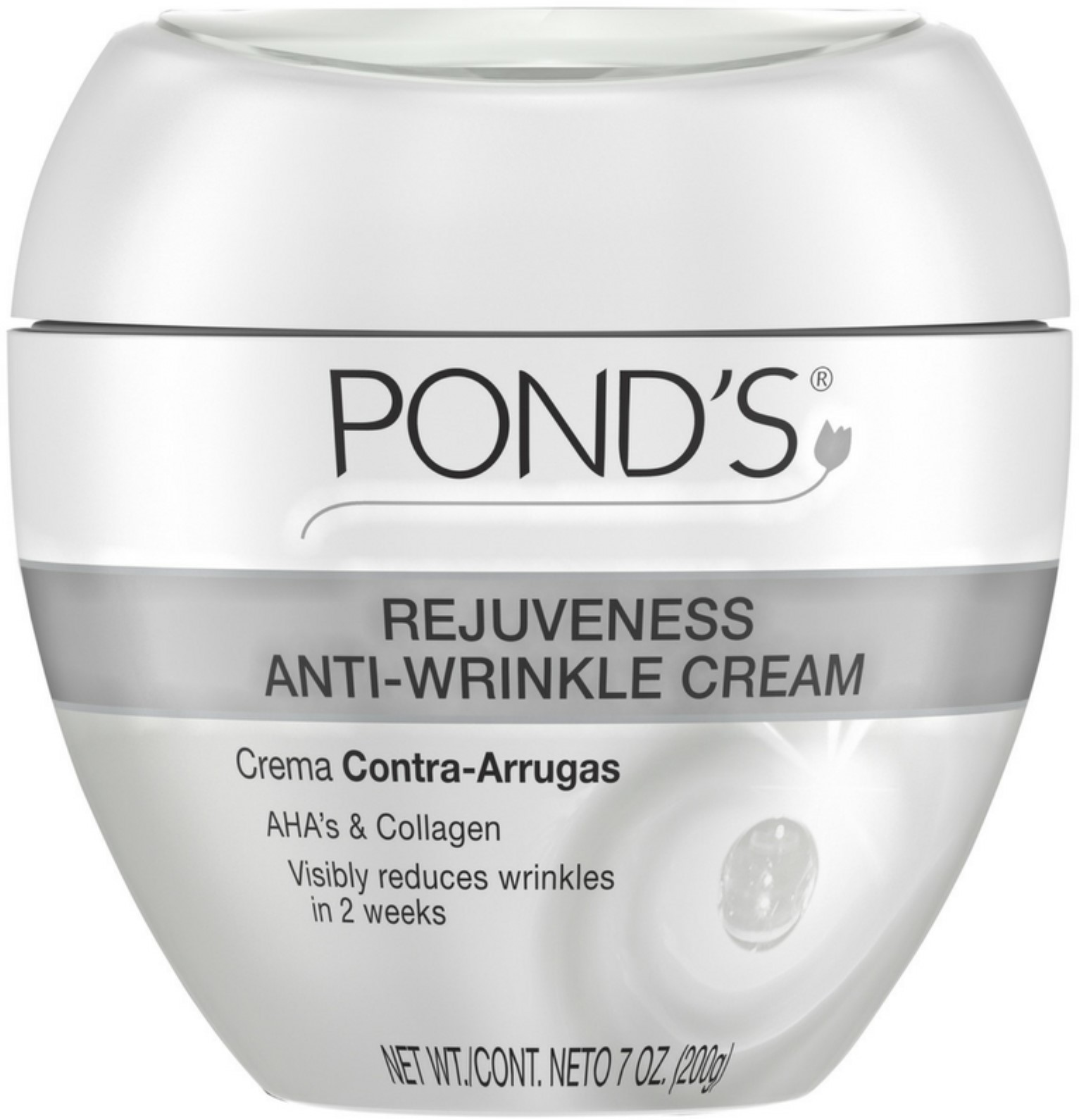 3 Pack - Pond's Rejuveness Anti-Wrinkle Cream 7 oz