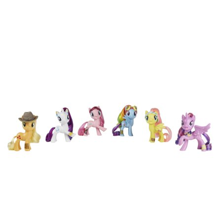 Little Accessories Collection - My Little Pony the Movie Pirate Ponies, Walmart Exclusive Collection