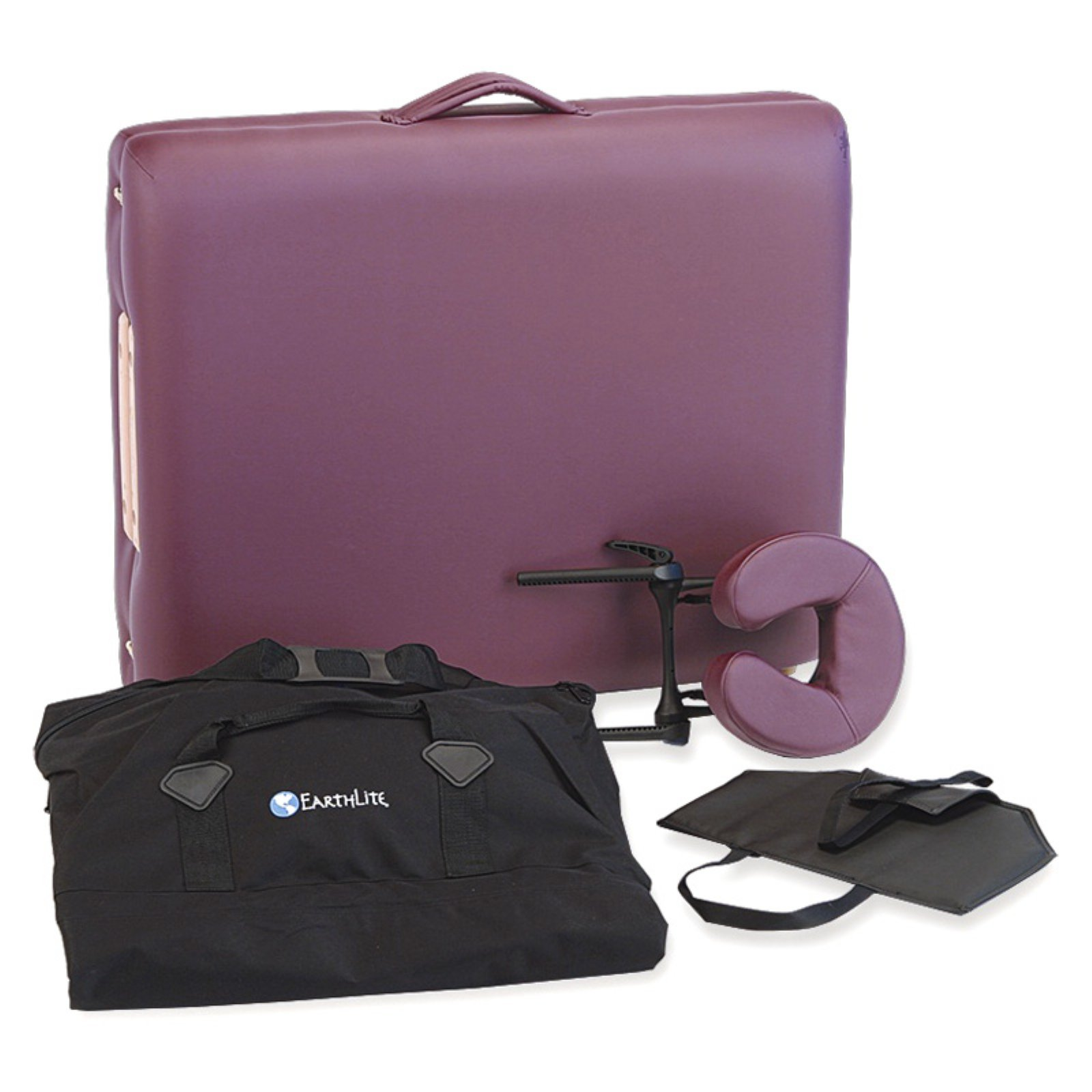 EarthLite Avalon Tilt Portable Massage Table Package