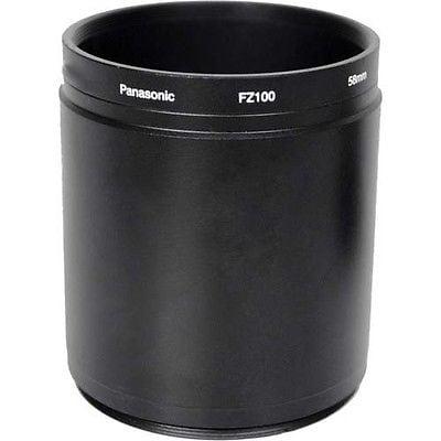 Lens / Filter Adapter Tube for Panasonic DMC-FZ45EBK, Panasonic DMC-FZ47, Panasonic DMC-FZ47K -