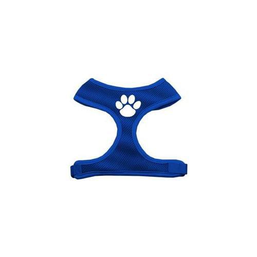 Paw Design Soft Mesh Harnesses Blue Large