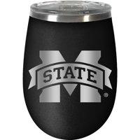 Mississippi State Bulldogs 12oz. Stealth Wine Tumbler - No Size
