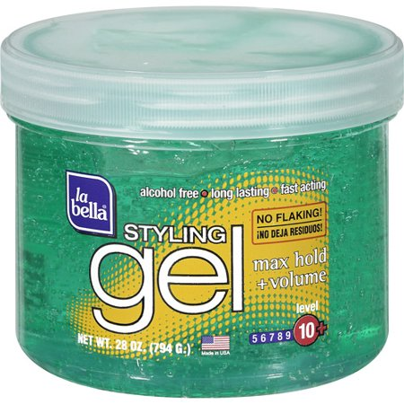 Hair styling gel walmart
