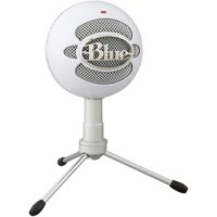 Blue Snowball iCE Condesner USB Cardoid Microphone - White 988-000070