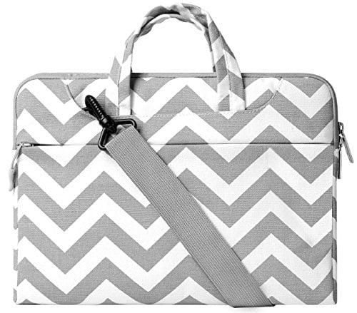 "Laptop Netbook Sleeve Bag w// inside handle For 13/"" 13.3/"" Apple MacBook Pro Air"