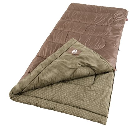 Coleman Oak Point 30 Degrees Big and Tall Adult Sleeping Bag](Personalized Sleeping Bags)
