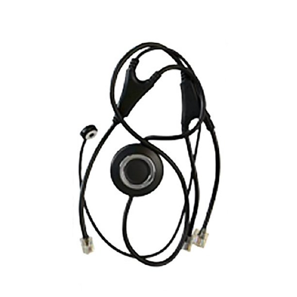 Spracht Electronic Hook Switch Cable Ehs For The Zum Maestro Dect Headsets For Avaya Phones Ehs 2005 For Ip Phone Headset Walmart Com Walmart Com