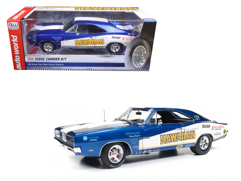 1969 Dodge Charger Hawaiian Funny Car Tribute Limited Edition To