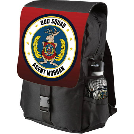 - Personalized Odd Squad Agent Seal Youth Backpack