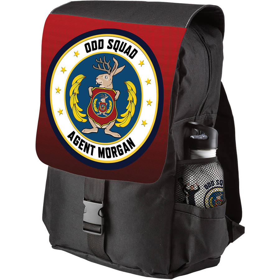 Personalized Odd Squad Agent Seal Youth Backpack