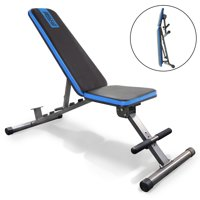 Deals on PROGEAR 1300 Adjustable 12 Position Weight Bench