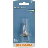 Sylvania H7 Basic Headlight, Contains 1 Bulb