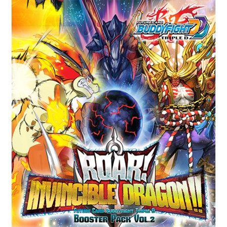 Future Card BuddyFight Invincible Dragon Booster Box
