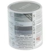 PanPastel® 5-Color Grays Set