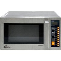 COMMERCIAL MICROWAVE OVEN COMMERCIAL GRADE STAINLESS STEEL