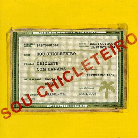 Chiclete Com Banana   Sou Chicleteiro  Cd