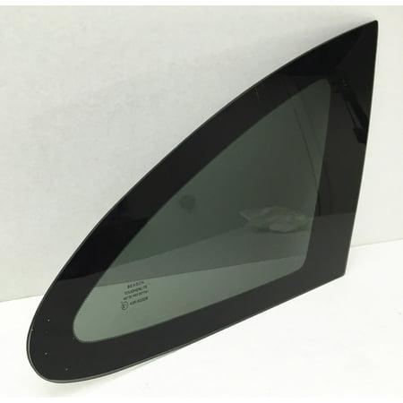 For 2007-2011 Honda CR-V 4 Door Utility Passenger/Right Side Rear Quarter Window Replacement -