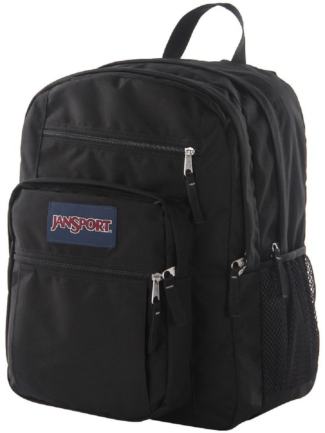 JanSport - Big Student Backpack, Black -