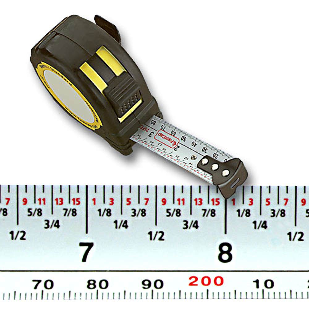 Laserjamb Procarpenter Pms25 Pad Metric Standard Tape Measure