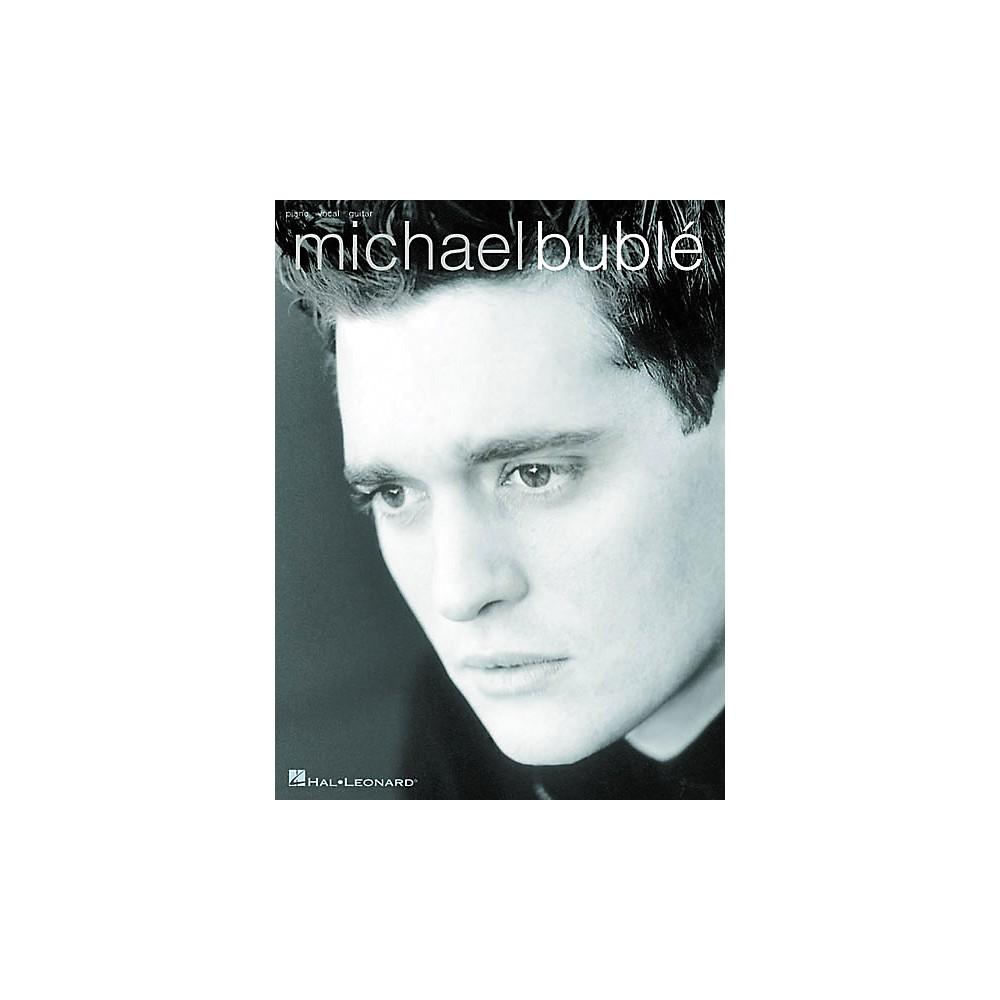 Hal Leonard Michael Buble - Piano, Vocal, Guitar Songbook