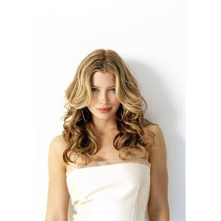 Jessica Biel Poster Sexy Blond