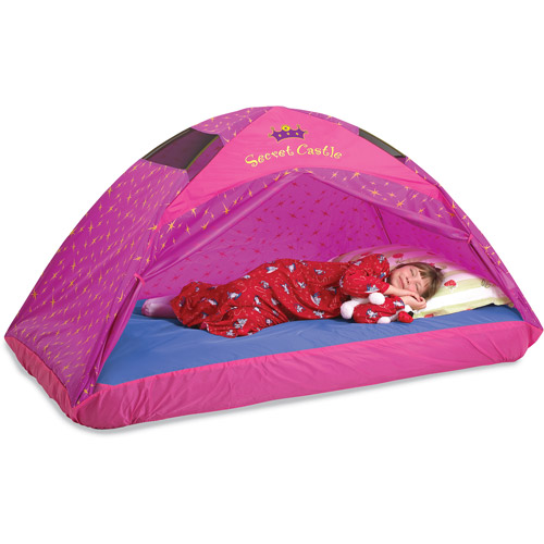 Pacific Play Tents Secret Castle Double Bed Tent  sc 1 st  Walmart & Pacific Play Tents Secret Castle Double Bed Tent - Walmart.com