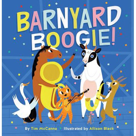 Halloween Boogie Book (Barnyard Boogie! (Board Book))